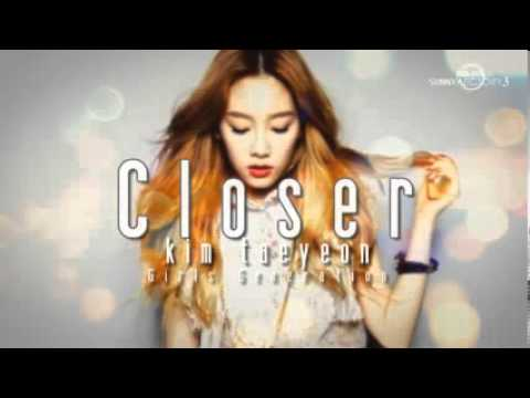 120904 Kim Taeyeon SNSD Closer 가까이 OST + MP3 DL   YouTube