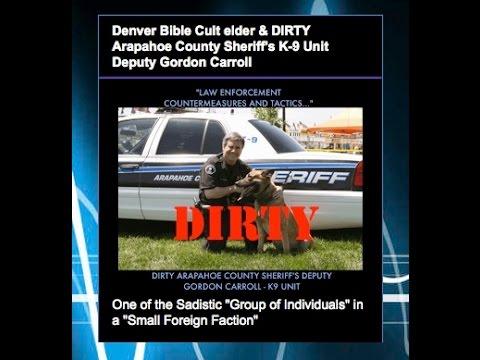 2013-10-10 Pt 1  1:16 Pm Lt Stewart Arapahoe Sheriff Internal Affairs | Dirty Deputy Gordon Carroll video
