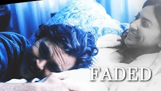 Riggs & Miranda || Faded (1x18)