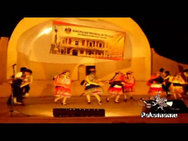 Huaylarsh - PAKATNAMU  Danza y Tradicion -Trujillo _Perú