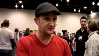 Eric Ladin at Fan Expo Vancouver
