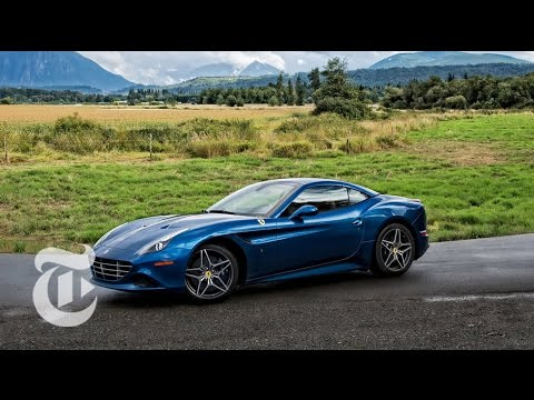 2015 Ferrari California T   Driven: Car Review   The New York Times