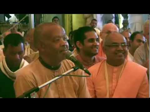 Agnidev Prabhu At Kirtan Mela Mayapur 2014 Day 2 video