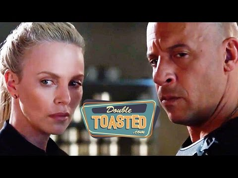 THE FAST AND THE FURIOUS 8 MOVIE TRAILER REACTION - Double Toasted Review