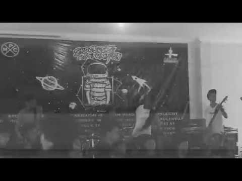 CRAZY MONKEY - intro + ambisi live at shock of distorion 3 2016 gading rejo