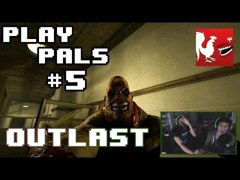 Play Pals #5 - Outlast