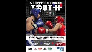 Finali Campionati Italiani Youth 2019 - SEMIFINALI