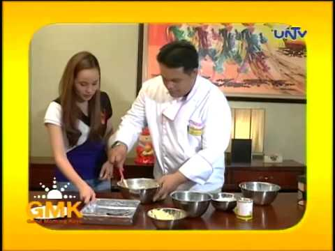 Don Benito's Cassava Cake Recipe