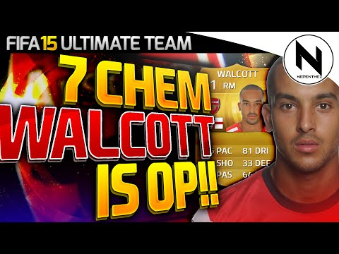 THE BEST STRIKER EVER! - FIFA 15 Ultimate Team