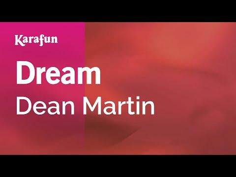 Karaoke Dream - Dean Martin *