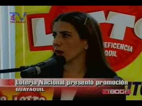 Lotería Nacional presentó promoción