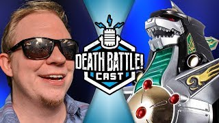 Why Kiryu for Dragonzord VS Mechagodzilla? | DEATH BATTLE Cast #143