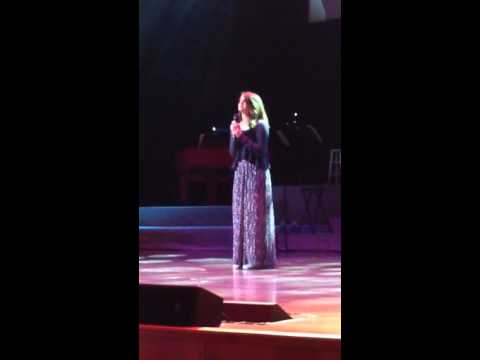 Kresleigh Hedrick On My Own Cover Andy Williams Theatre