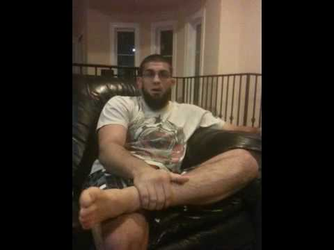 Court McGee on training with Chuck Liddell Jake Shields and Howard Davis Jr.mp4 Image 1