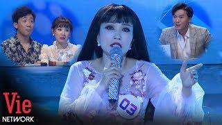 """Trấn Thành Kinh Ngạc Trước Cô Gái Giống """"Chị Chanh"""" Phương Thanh Như Đúc l Giọng Ca Bí Ẩn 2019 Tập 3"""
