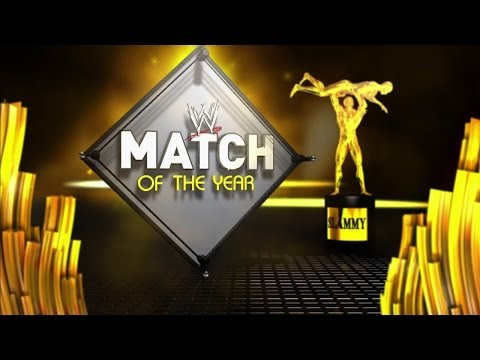 2013 Slammy Awards -- match Of The Year Nominees video