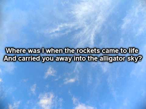 Alligator Sky - Owl City Ft. Shawn Chrystopher (lyrics) video