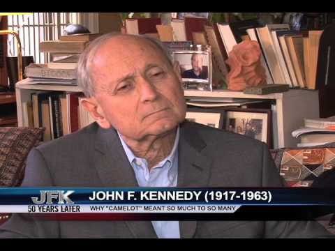 JFK: 50 Years Later -- Interview With Stephen Schlesinger