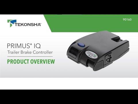 Tekonsha® Primius®IQ Brake Controller 90160 | Overview