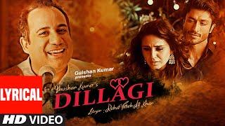 Tumhe Dillagi Full Song with Lyrics | Rahat Fateh Ali Khan | Huma Qureshi, Vidyut Jammwal