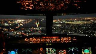 MEXICANA  LANDING AT MEXICO CITY COMING FROM  CENTRO AMERICA