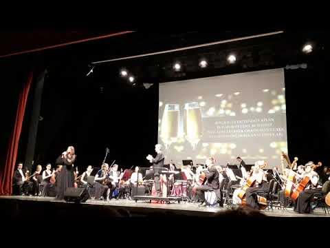 Újévi Koncert a Budafoki Dohnányi Szinfónikus Zenekar előadásával ⚘