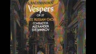 Re: Blagoslovi Dushe Moya Gospoda (Vespers). Rakhmaninov