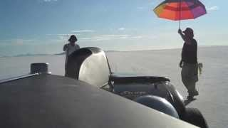 Montana Dodge Boys Fast Four Special 2013 V4F/BGR Bonneville Record Run