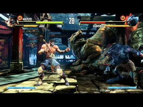 GK Live Killer Instinct Xbox One
