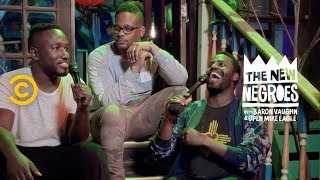Why Do Comics F**k with Baron and Mike? - The New Negroes with Baron Vaughn & Open Mike Eagle