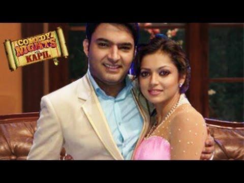 Drashti Dhami's ROMANCE with Kapil Sharma on Comedy Nights with Kapil 7th June 2014 FULL EPISODE HD