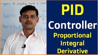 PID Controller | Proportional Integral Derivative Controller in Hindi -