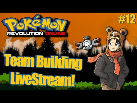 【ポケモンGO攻略動画】Pokemon Revolution Online – Team Building LiveStream!  – 長さ: 54:54。