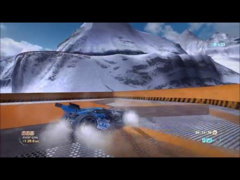 Hot Wheels World's Best Driver Gameplay [True HD]
