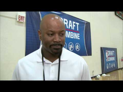 Nets GM Billy King Talks About the Draft Combine