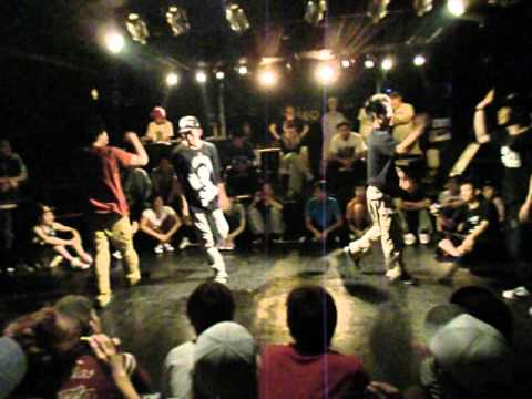 JuiCe!!! vol.6 決勝 Park view vs ARIYA north gate