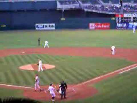 Vladimir Guerrero home Run #1 Video