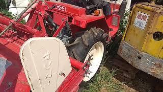 Máy cày máy xới máy đào động cơ diesel hàng bãi giá cực rẻ.