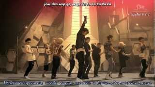 Super Junior - Sexy, Free & Single {рус.суб}
