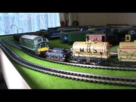 BR Western Region Freight Operations (in 00)