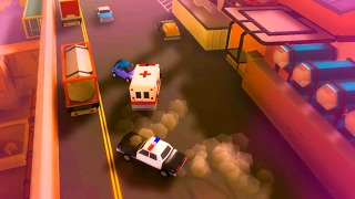 Reckless Getaway 2 - Funny Android Gameplay