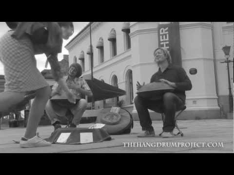 The Hang Drum Project in Oslo 2012 HD