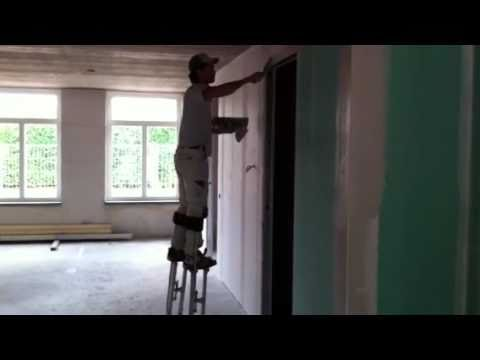How to: Finish drywall. FAST!!!
