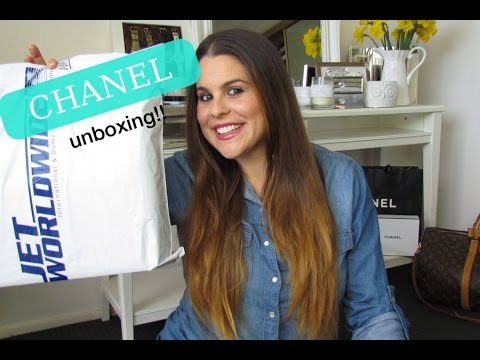 Chanel Unboxing 2014