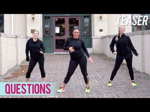 Chris Brown - Questions (Dance Fitness with Jessica)