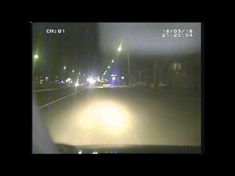 патруль сбил пешехода