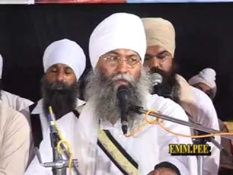 Sant Baba Saroop Singh Ji (khalsa Piyara Lage Jan To) - Part 4 video