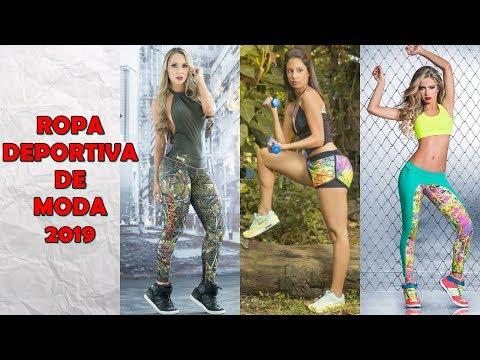 OUTFITS DEPORTIVOS - ROPA DE MODA PARA IR AL GYM