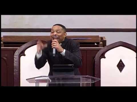 "Elder Lee MIchaels Pastor 0f Manifest Wonders Church preaching sermon clip ""Show me what you got"""