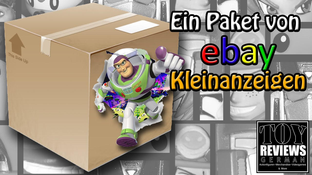 ein paket von ebay kleinanzeigen german unboxing deutsch youtube. Black Bedroom Furniture Sets. Home Design Ideas